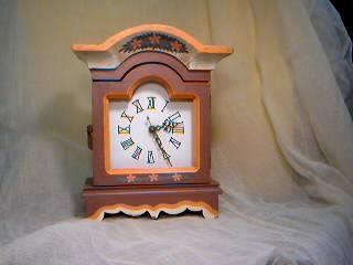 Mantle Clock With Glass Door & Mantle Clock: With Glass Door \u2022 Psw