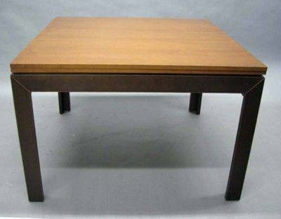Dining Table Square Clic Parsons