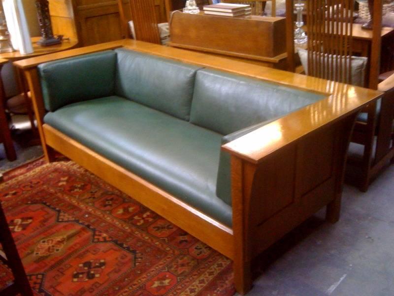 Sofa: Craftsman Boxy Sofa Prarie Sette U2026