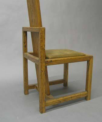 Magnificent Side Chair Modern Medium Oak Wood Asian Spiritservingveterans Wood Chair Design Ideas Spiritservingveteransorg