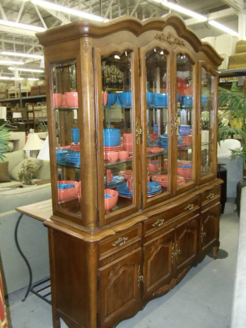 China Cabinet Stanley Furniture Country