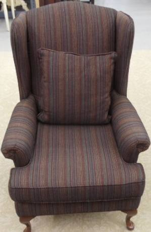 Surprising Wing Back Chair Wing Back Chair Plum Ncnpc Chair Design For Home Ncnpcorg